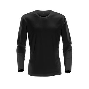 21c7f3bfcaf5 Youth's Eclipse H2X-DRY® Pique L/S Tee